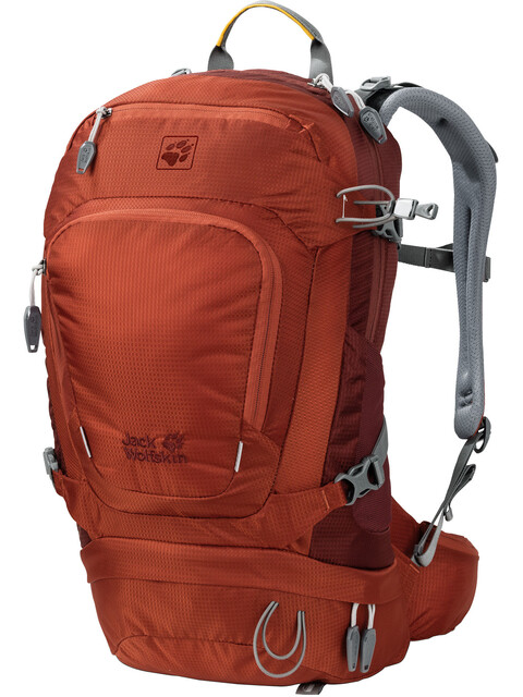 Jack Wolfskin Satellite 22 Backpack Women red